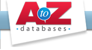 AtoZdatabaese logo